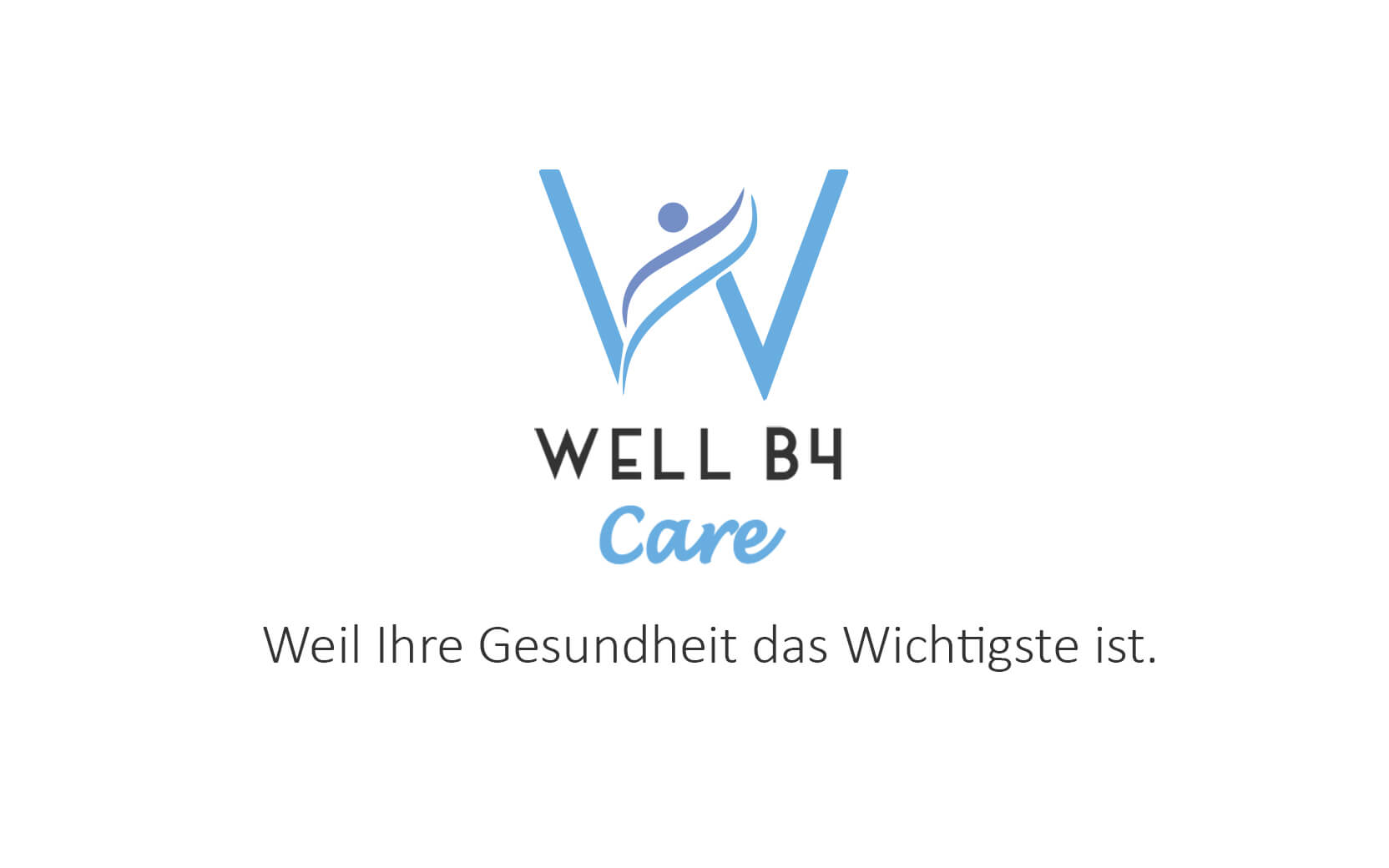 Well B4 Care Gesundheit