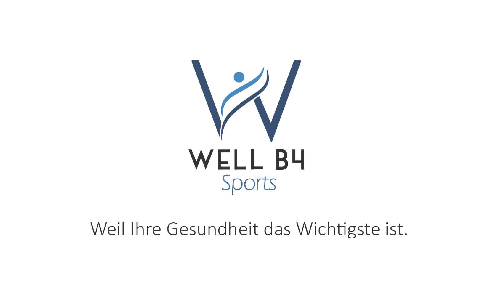 Well B4 Sports Gesundheit