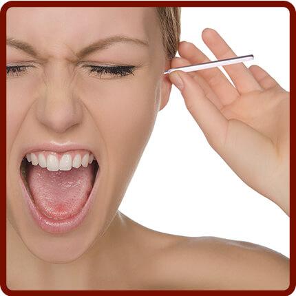 Ohrenreinigung