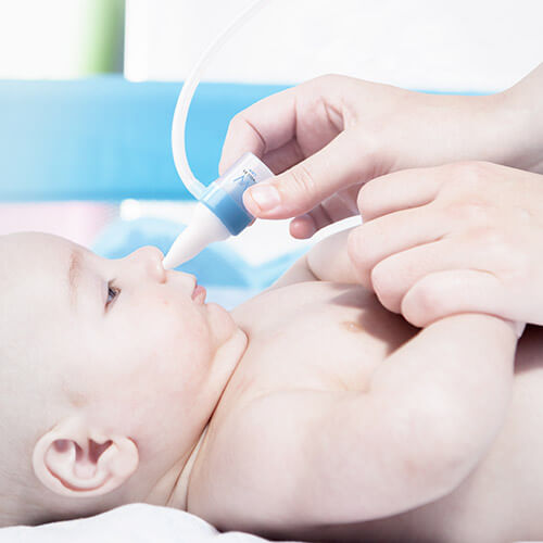 Wenn Sie eine besonders sanfte Methode der Nasenreinigung suchen Wenn Sie eine kontrollierte Saugmethode bevorzugen