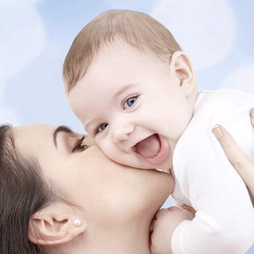 Wenn Sie Ihrem Kind eine freie Nase verschaffen wollen Wenn Sie einen kompakten Nasensauger für Ihr Baby Pflegeset haben wollen